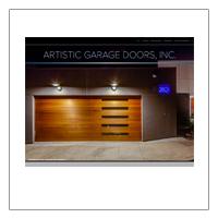 Artistic Garage