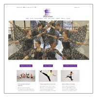 Dance Center (WordPress)