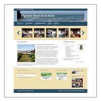 Edwater Beach Hotel (HTML)