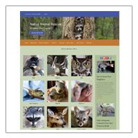 Native Animal Rescue (WordPress)