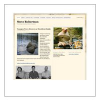 Steve Robertson Music (WordPress)