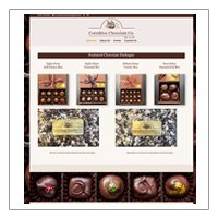 Corralitos Chocolate Company  (WordPress: Divi)