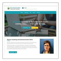 Sarah Young Consulting  (WordPress)