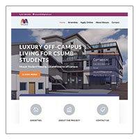 Mosaic Student Housing (Divi Layout)
